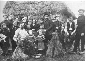 Familie Martinet In Het Vlas 1916 376k
